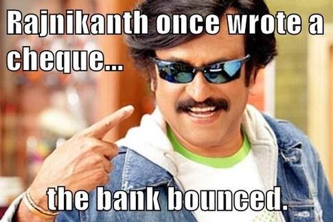Rajinikanth Meme 18
