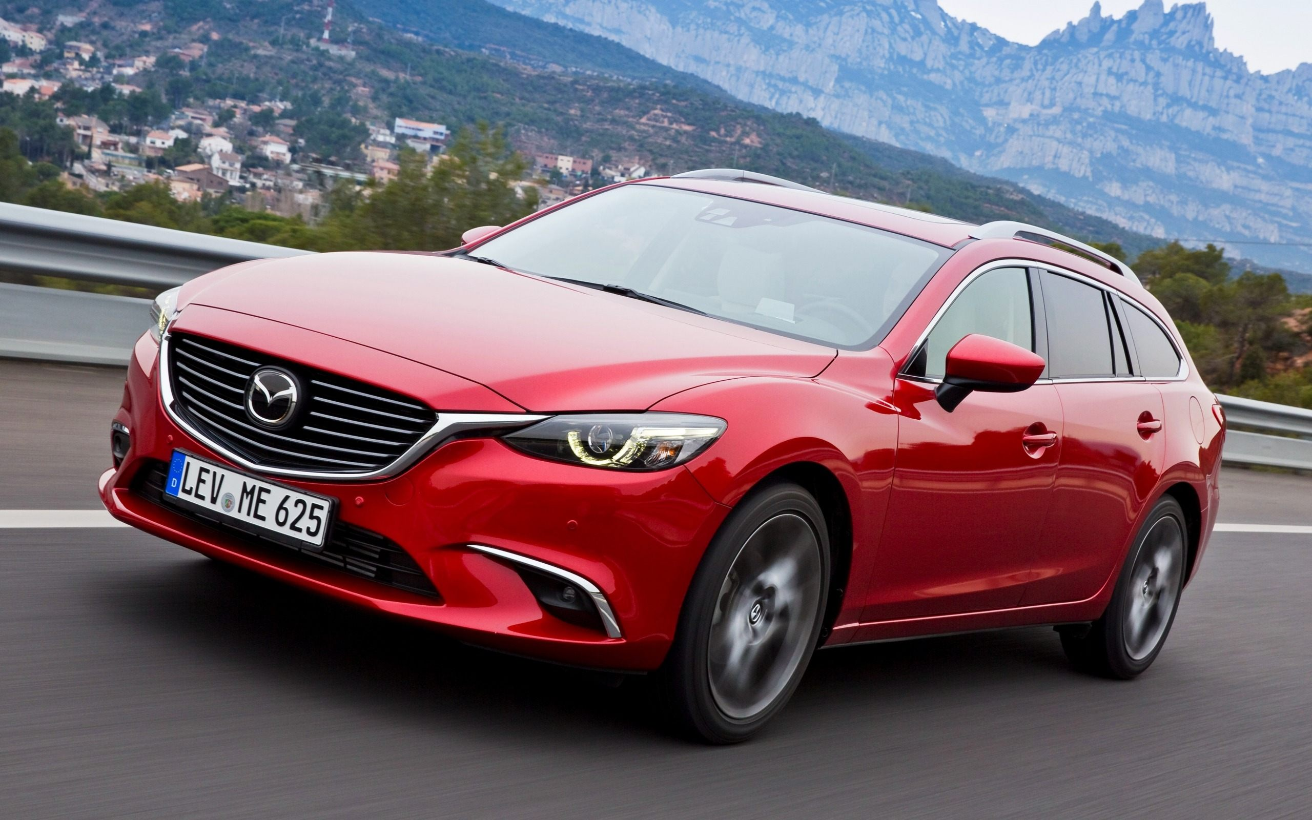 21 Coolest Collection Of Mazda 6 Car Wallpaper For Your Desktop