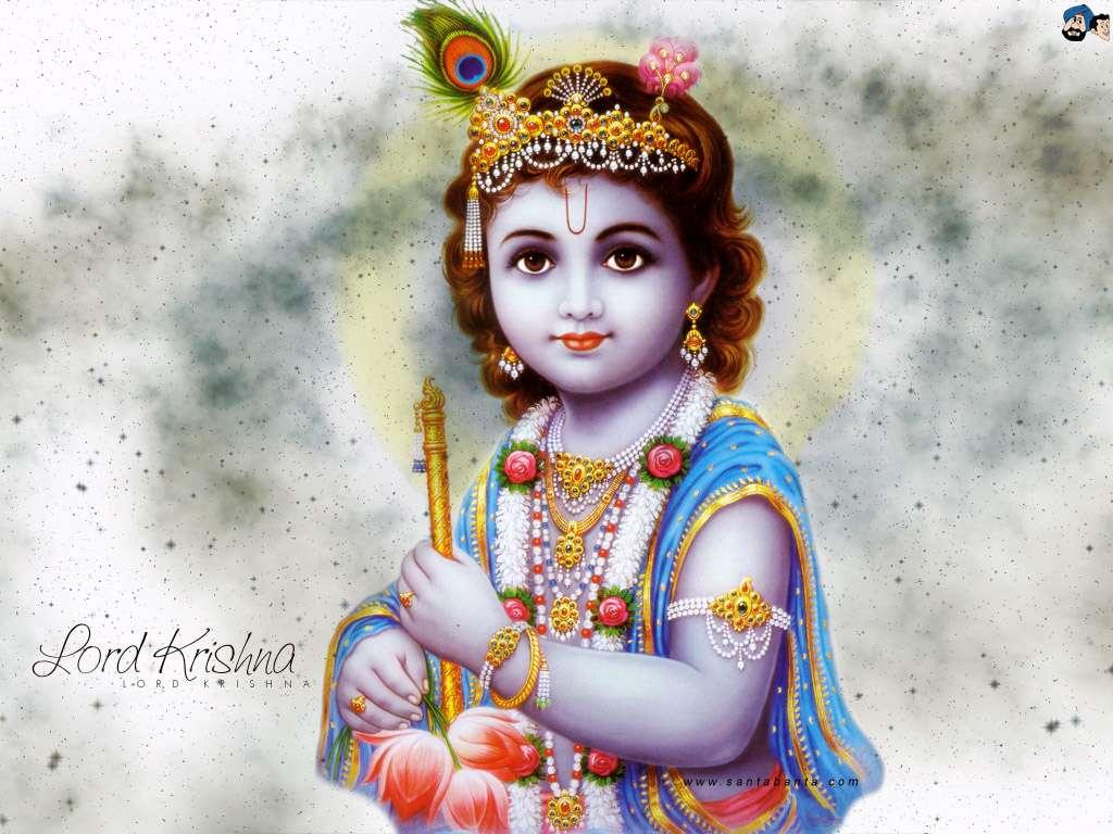 Krishna Wallpaper 1024x768 60167
